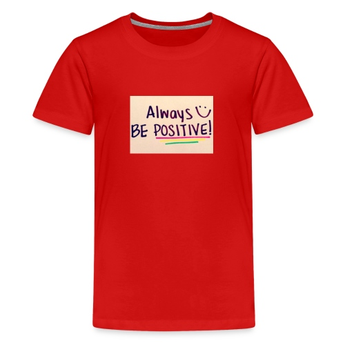 Bamse - Teenager premium T-shirt