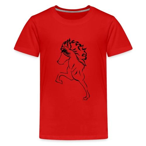 islaender - Teenage Premium T-Shirt