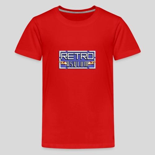 RA COLOUR - Teenage Premium T-Shirt