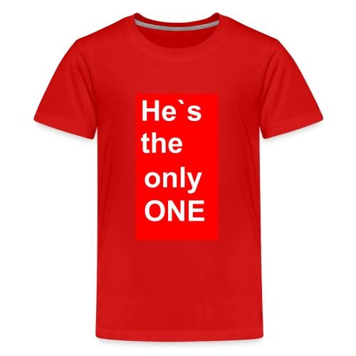 GirlFriend T-Shirt etc. - Teenager Premium T-Shirt