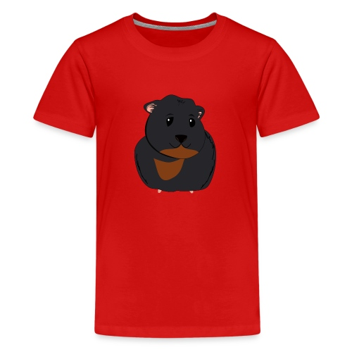 Cavia Zwattie - Teenager Premium T-shirt