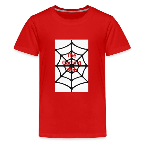 theweb - Teenage Premium T-Shirt