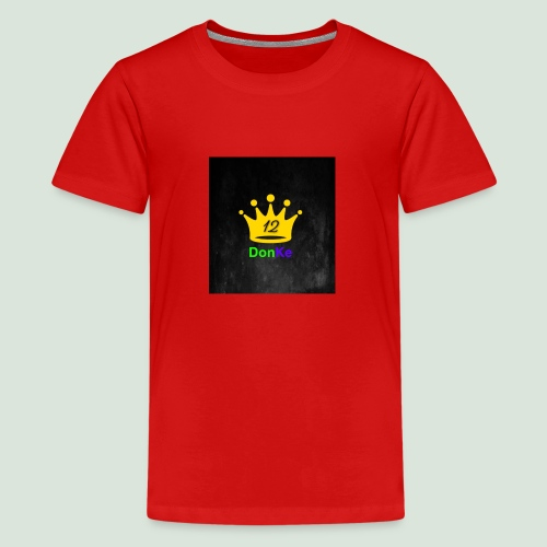 DonKe 12er Fashion - Teenager Premium T-Shirt