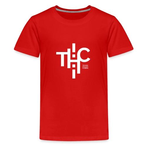 thc - Camiseta premium adolescente
