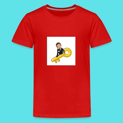 Just be u - Teenage Premium T-Shirt
