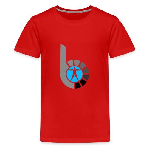 Bewegungslabor Logo - Teenager Premium T-Shirt