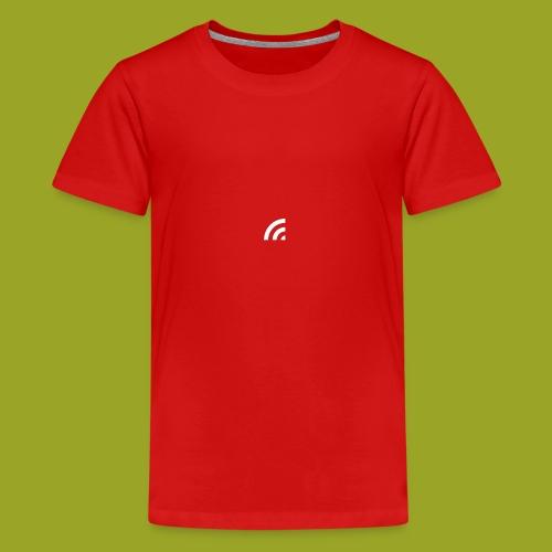 Wi-fi - Teenage Premium T-Shirt