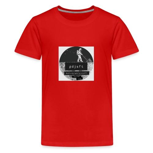 #DJSAFT - Teenager Premium T-Shirt
