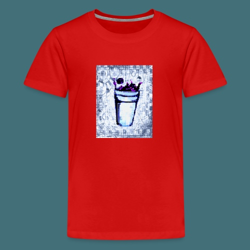 Doublecup - Teenager Premium T-Shirt