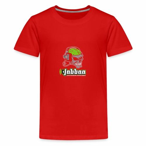 JABBA Logo - Teenager Premium T-Shirt