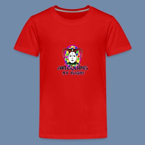 Arlequins Beauvais - T-shirt Premium Ado