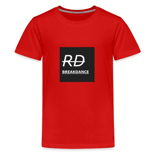 RD dance - Teenager Premium T-Shirt