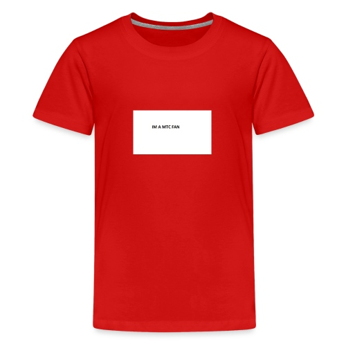 Mtcfan - Teenage Premium T-Shirt