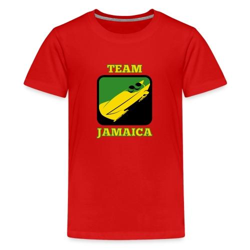 bob team jamaica cool runnings - Teenager Premium T-Shirt