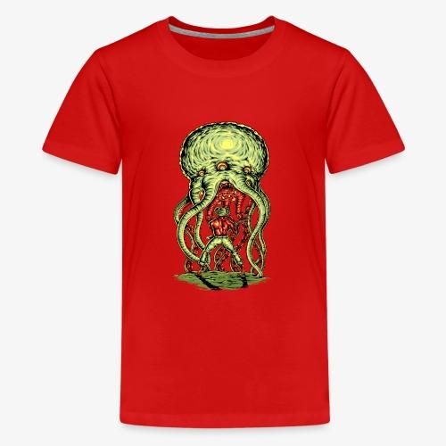 Attaque extraterrestre - T-shirt Premium Ado