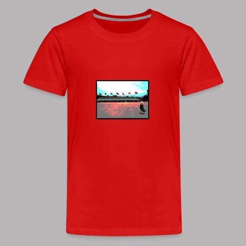 Ho Chi Minh - Teenage Premium T-Shirt