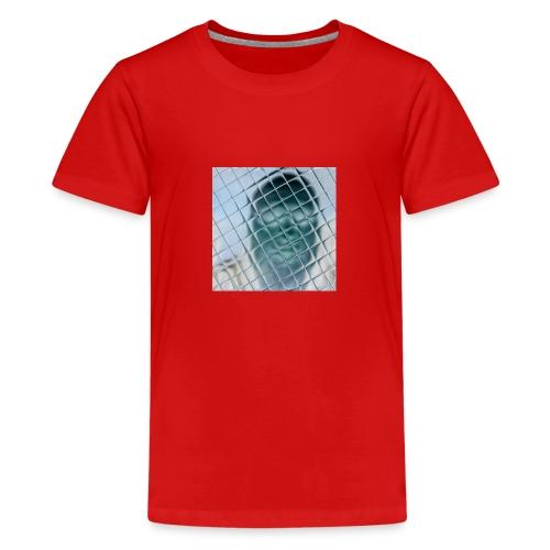 oma logo - Teinien premium t-paita