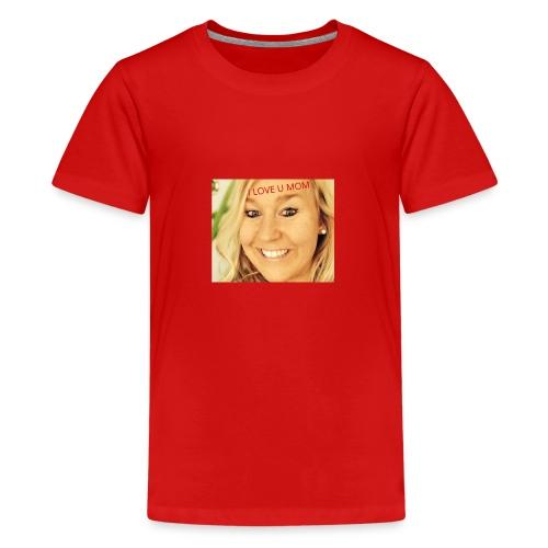 Celobrtation to my mother - Premium-T-shirt tonåring