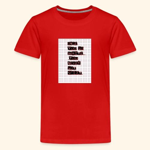 IMG 20190112 191143 - Teenager Premium T-shirt