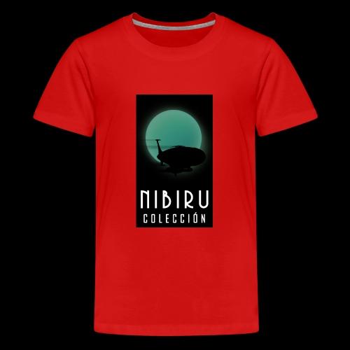 colección Nibiru - Camiseta premium adolescente