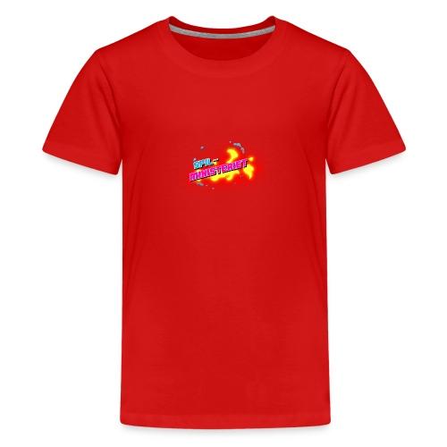 Spilministeriet - Teenager premium T-shirt