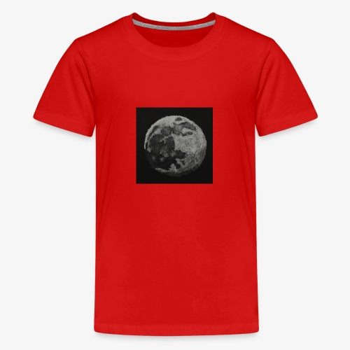 Mond - Teenager Premium T-Shirt
