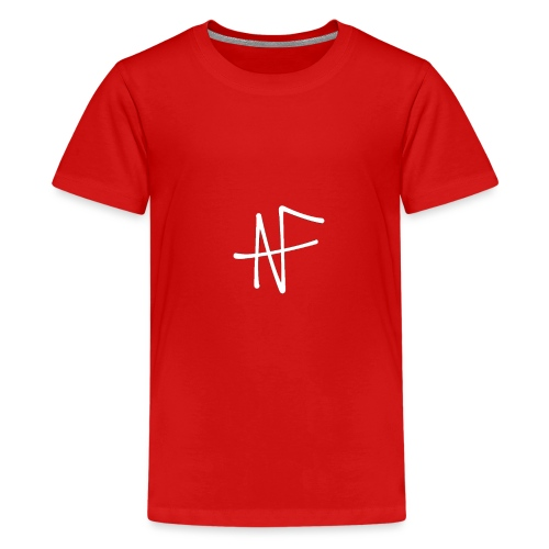 Álvaro Style - Camiseta premium adolescente
