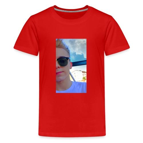 Robin - Premium-T-shirt tonåring