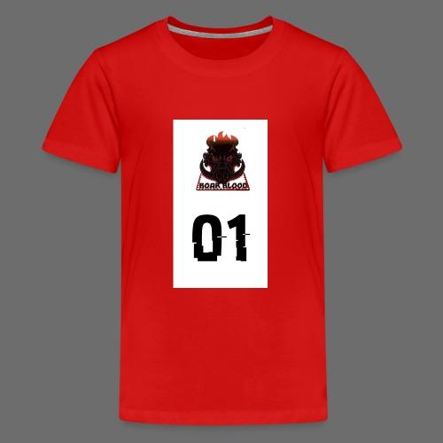 Boar blood 01 - Koszulka młodzieżowa Premium