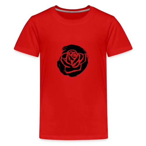 Rose - Teenager Premium T-Shirt