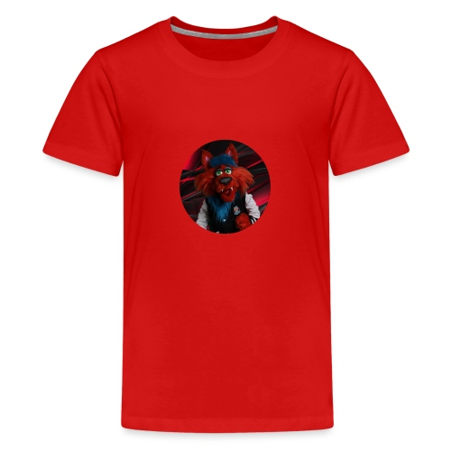 Roméo puppet - T-shirt Premium Ado