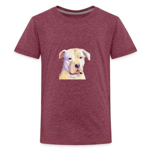 dogo argentino - Teenager premium T-shirt