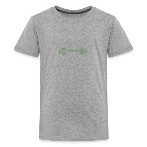 scoia tael - Teenage Premium T-Shirt