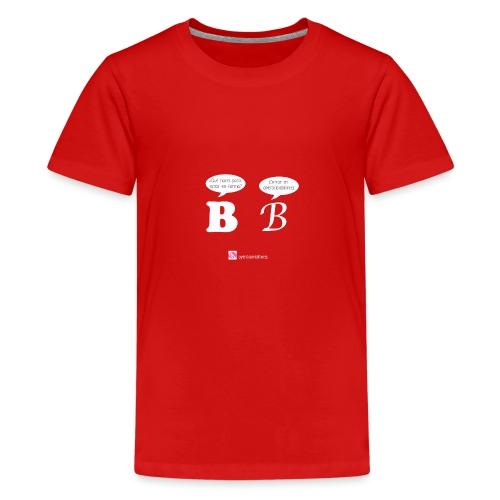 BB Operacionbikini - Camiseta premium adolescente