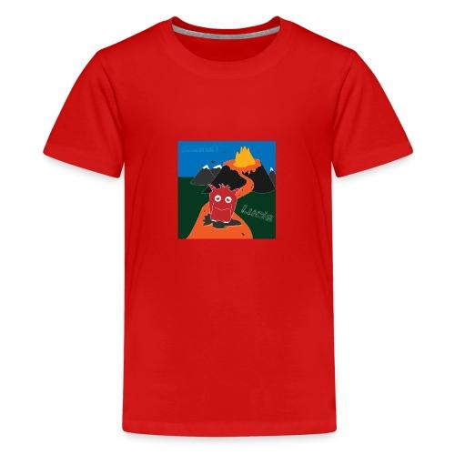 Inferno Lucie - Teenage Premium T-Shirt