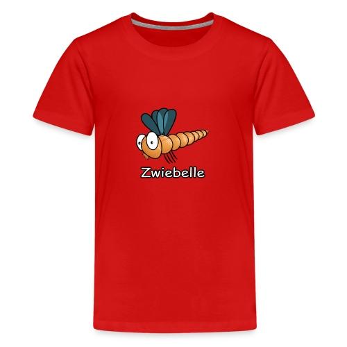 Zwiebelle Fun Shirt - Teenager Premium T-Shirt