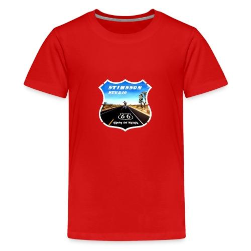 STIMSSON STUDIO - Premium-T-shirt tonåring