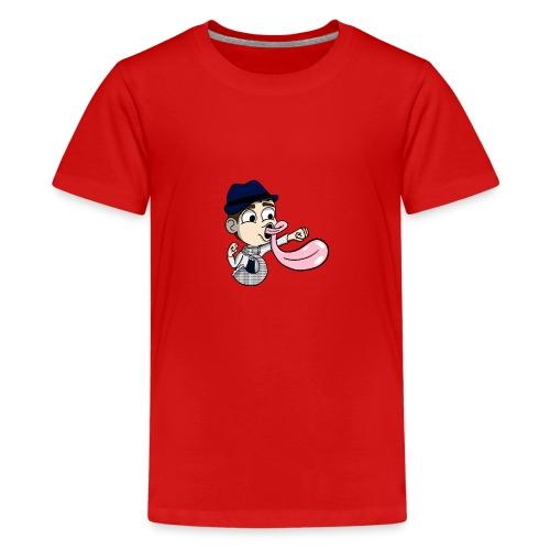 TheObitzTV - Teenager premium T-shirt