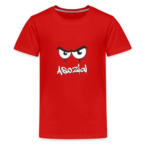Asozial - Teenager Premium T-Shirt