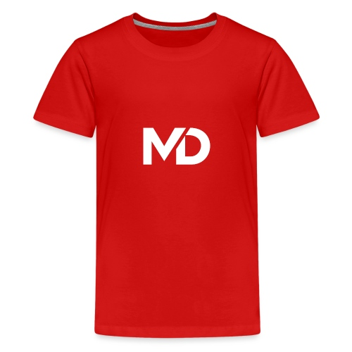MD Clothing Official© - T-shirt Premium Ado