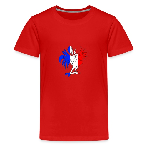 Coq France - T-shirt Premium Ado