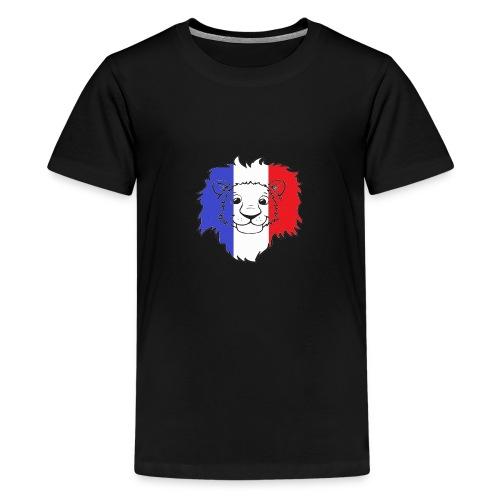 Lion France - T-shirt Premium Ado