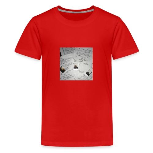 XXXTentacion 17 Album - Teenager Premium T-shirt