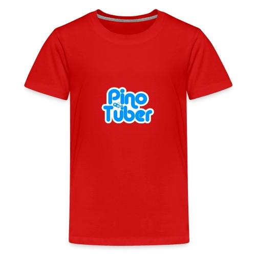 New logo Pinotuber - Teenager Premium T-shirt