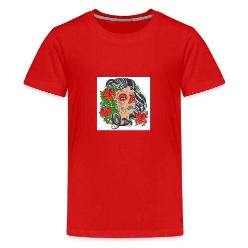 2ECCAB1D 2365 4567 A616 4662FB75C561 - Camiseta premium adolescente