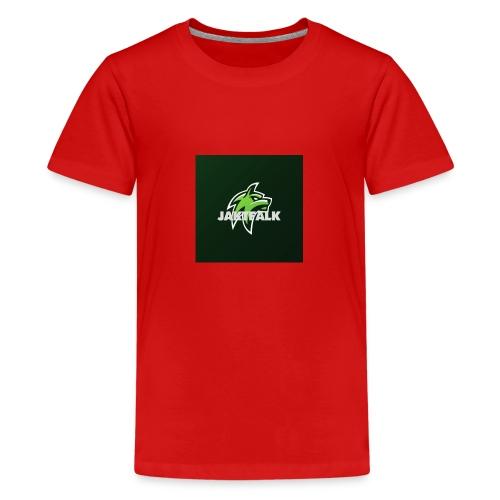 Jaktfalk - Premium-T-shirt tonåring