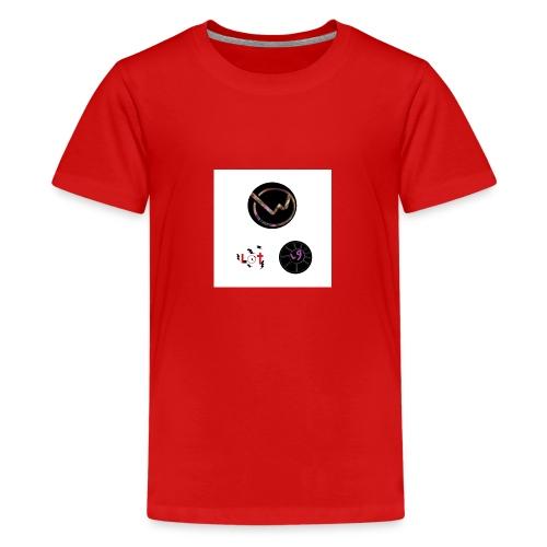 PicsArt 01 10 07 02 - Teenager Premium T-shirt