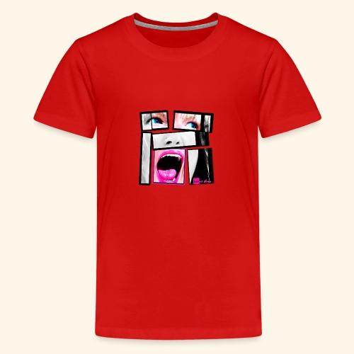 expo26b2 Unbreakable - T-shirt Premium Ado