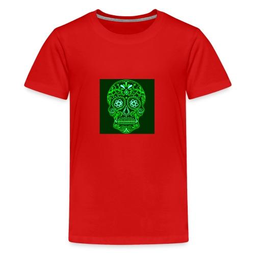 Neon Design - Teenager Premium T-shirt