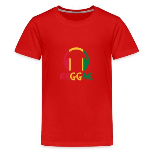 Reggae - Teenager Premium T-Shirt